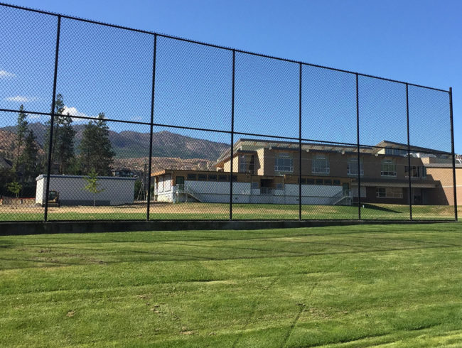 Sports Field Fencing